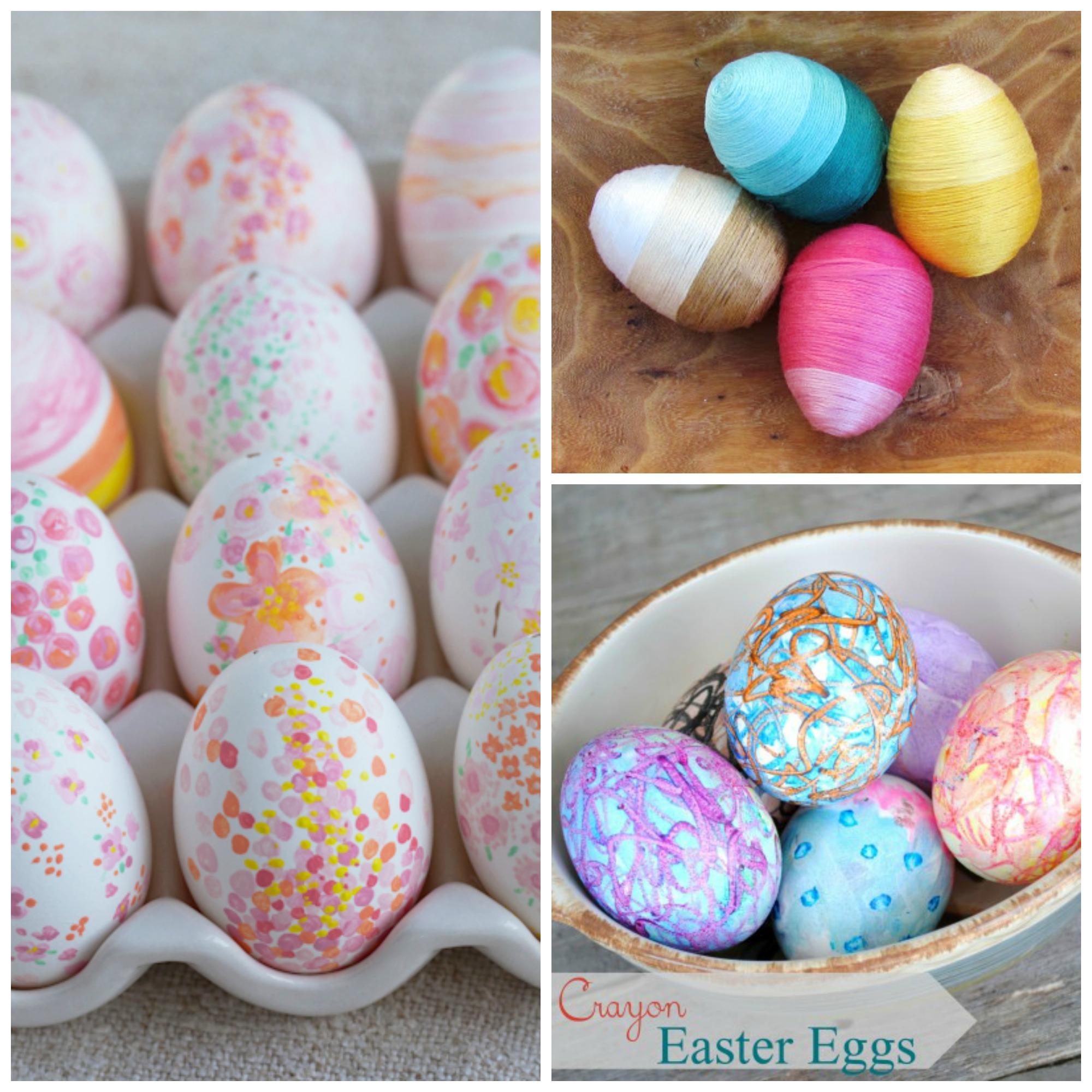 DIY Easter Eggs & Springtime Goodies