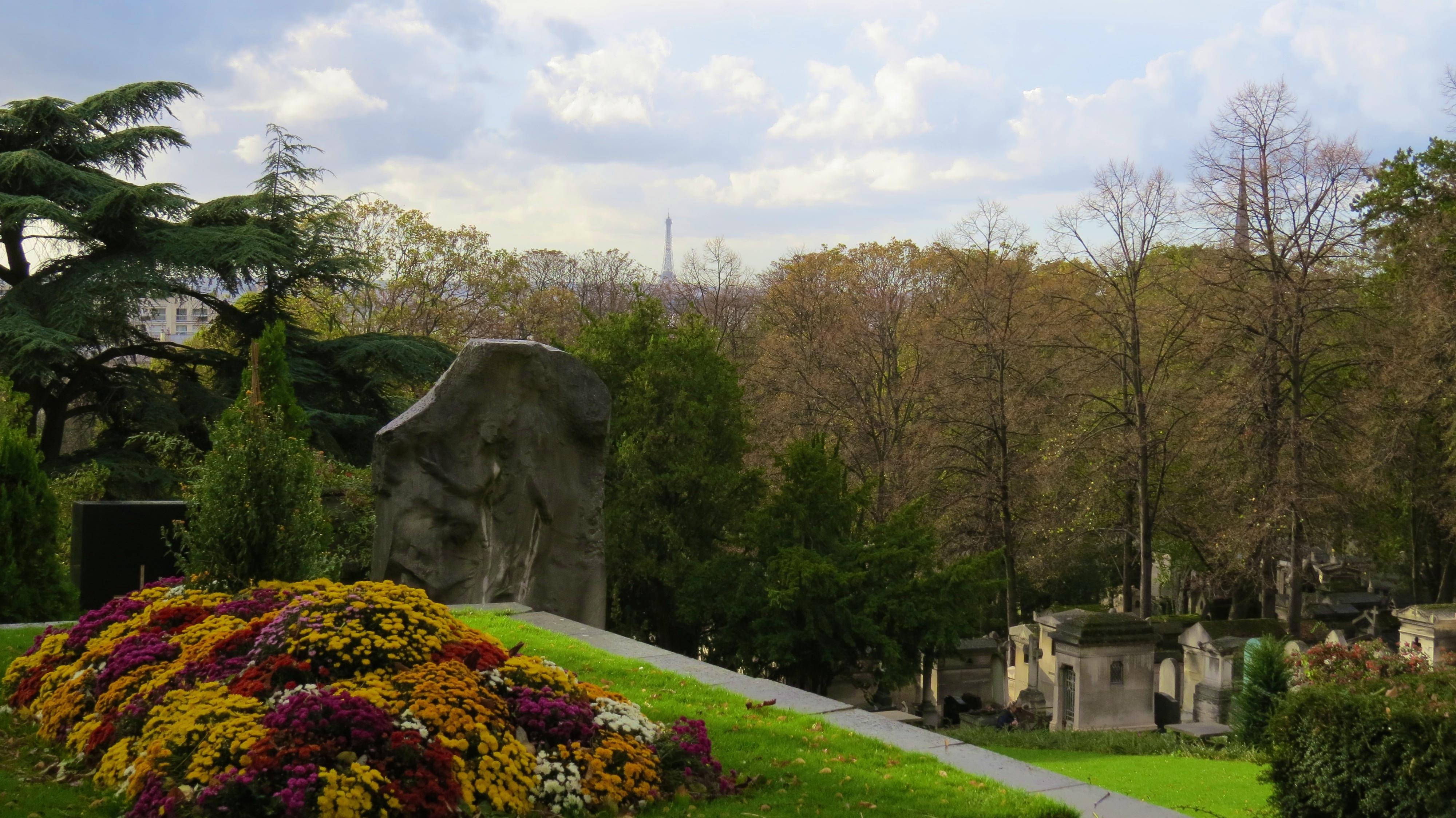 view of tour eiffel
